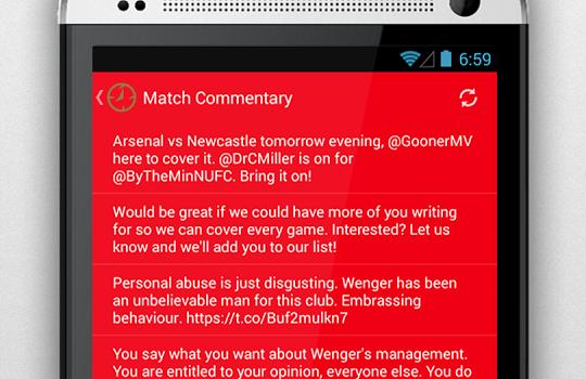 Arsenal Alarm Ekran Görüntüleri - 1