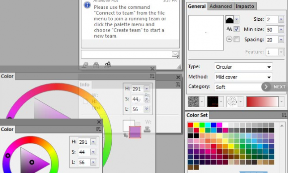 Artweaver Free Ekran Görüntüleri - 2