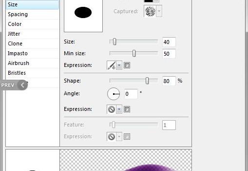 Artweaver Free Ekran Görüntüleri - 1