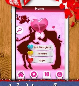 Aşk Mesajları & Aşk Sözleri Ekran Görüntüleri - 3