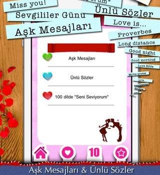 Aşk Mesajları & Aşk Sözleri Ekran Görüntüleri - 4