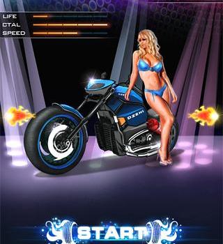 Asphalt Moto 2 Ekran Görüntüleri - 3