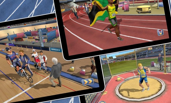 Athletics2: Summer Sports Ekran Görüntüleri - 4