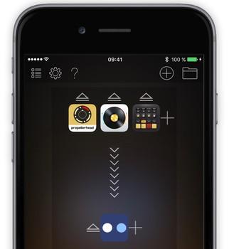 Audiobus Ekran Görüntüleri - 5