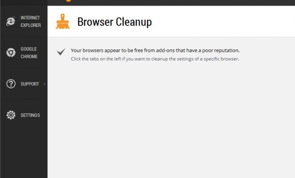 Avast! Browser Cleanup Ekran Görüntüleri - 4