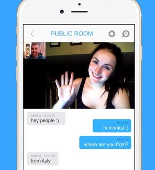 B Messenger Video Chat Ekran Görüntüleri - 5