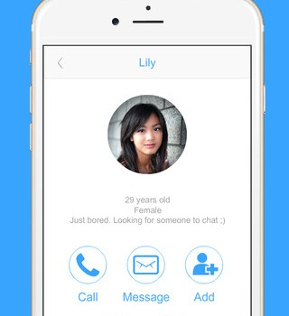 B Messenger Video Chat Ekran Görüntüleri - 3