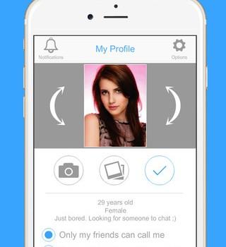 B Messenger Video Chat Ekran Görüntüleri - 1