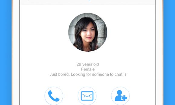 B Messenger Video Chat Ekran Görüntüleri - 2