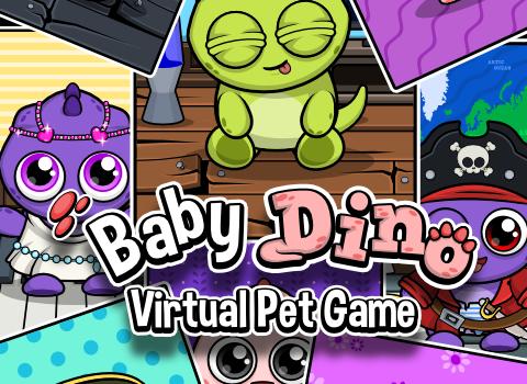 Baby Dino Ekran Görüntüleri - 1