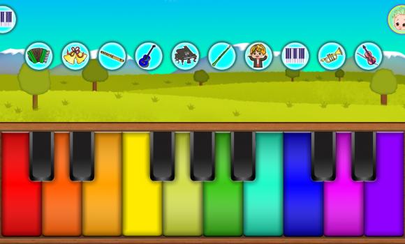 Baby Piano Ekran Görüntüleri - 2
