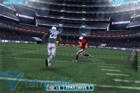 Backbreaker Football Ekran Görüntüleri - 2