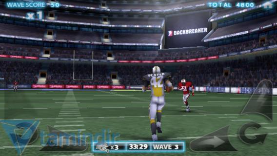 Backbreaker Football Ekran Görüntüleri - 1
