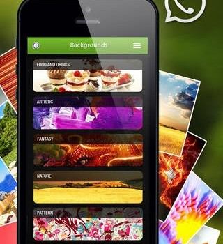 Backgrounds and Wallpapers for WhatsAPP Ekran Görüntüleri - 3