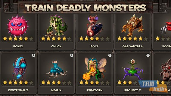 Backyard Monsters: Unleashed Ekran Görüntüleri - 4