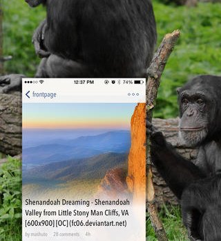 BaconReader for Reddit Ekran Görüntüleri - 4