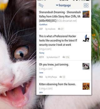 BaconReader for Reddit Ekran Görüntüleri - 3