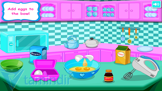 Bake Cupcakes Ekran Görüntüleri - 4