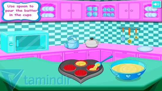 Bake Cupcakes Ekran Görüntüleri - 1