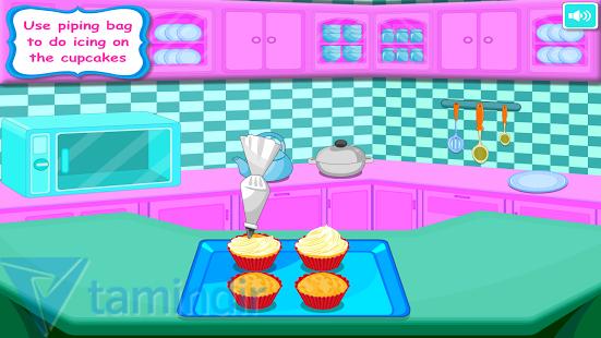 Bake Cupcakes Ekran Görüntüleri - 2