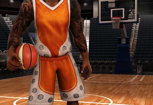 Baller Legends Basketball Ekran Görüntüleri - 1