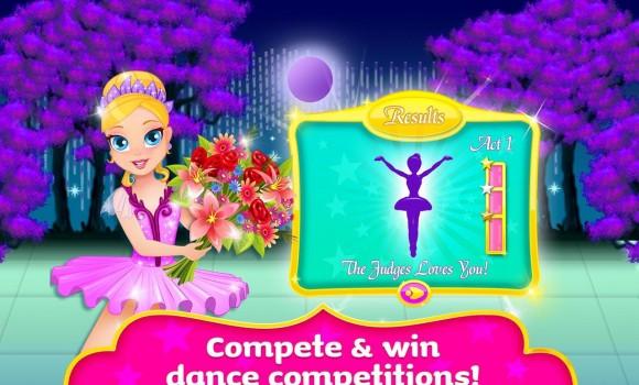 Ballet Dancer Ekran Görüntüleri - 1
