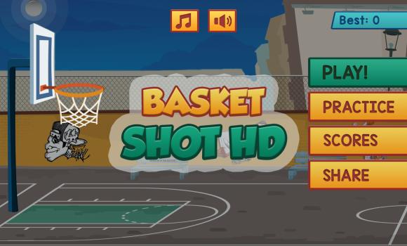 Basketball Shot HD Ekran Görüntüleri - 4