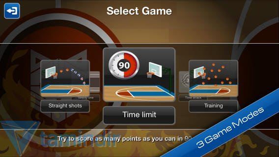 Basketmania Ekran Görüntüleri - 4