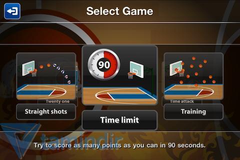 Basketmania Ekran Görüntüleri - 2