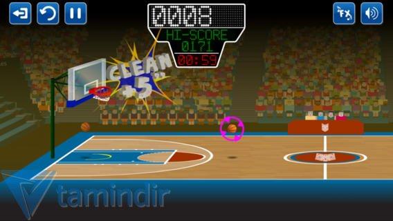 Basketmania Ekran Görüntüleri - 1