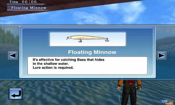 Bass Fishing 3D Free Ekran Görüntüleri - 2