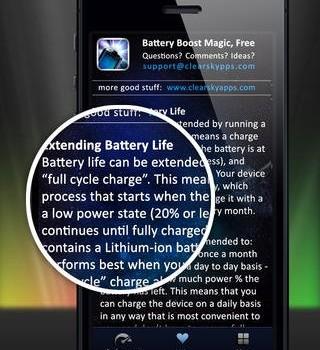 Battery Life Magic Ekran Görüntüleri - 2