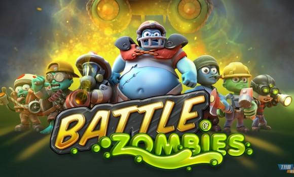 Battle of Zombies: Clans War Ekran Görüntüleri - 1