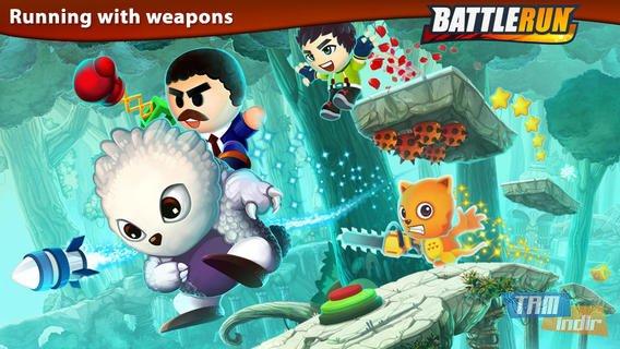 Battle Run Ekran Görüntüleri - 5