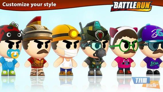 Battle Run Ekran Görüntüleri - 3