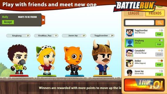 Battle Run Ekran Görüntüleri - 2