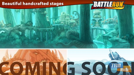 Battle Run Ekran Görüntüleri - 1