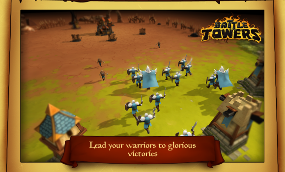 Battle Towers Ekran Görüntüleri - 4
