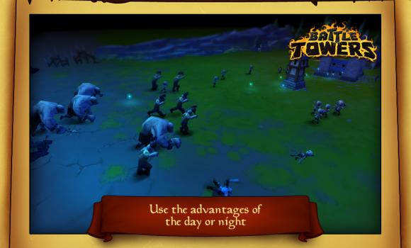 Battle Towers Ekran Görüntüleri - 3