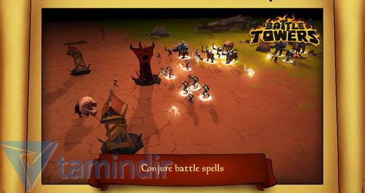 Battle Towers Ekran Görüntüleri - 2