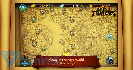 Battle Towers Ekran Görüntüleri - 1