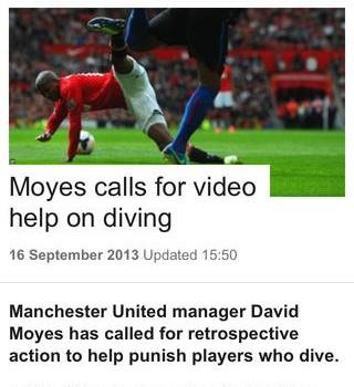 BBC Sport Ekran Görüntüleri - 5