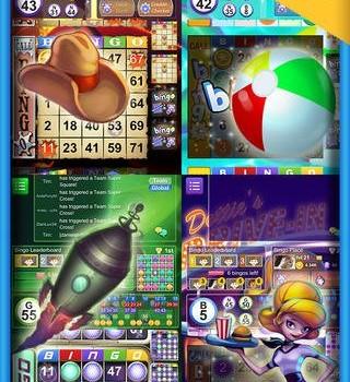 Big Fish Bingo Ekran Görüntüleri - 2