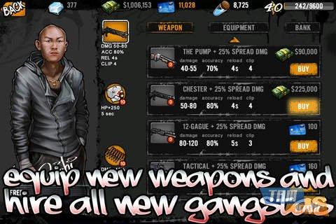 Big Time Gangsta Ekran Görüntüleri - 3