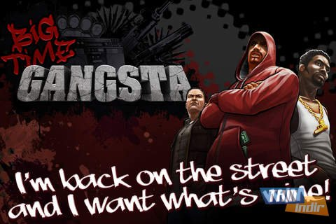Big Time Gangsta Ekran Görüntüleri - 2