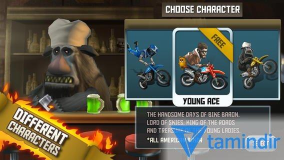 Bike Baron Ekran Görüntüleri - 2