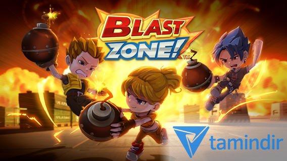 Blast Zone! Ekran Görüntüleri - 5