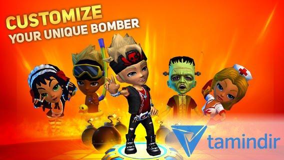 Blast Zone! Ekran Görüntüleri - 3