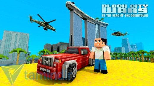 Block City Wars Ekran Görüntüleri - 5