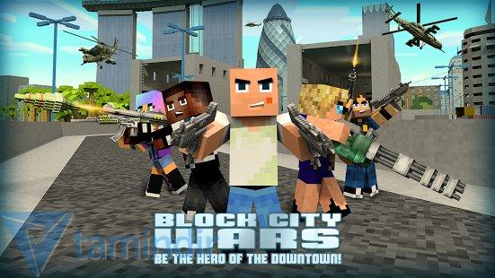 Block City Wars Ekran Görüntüleri - 3